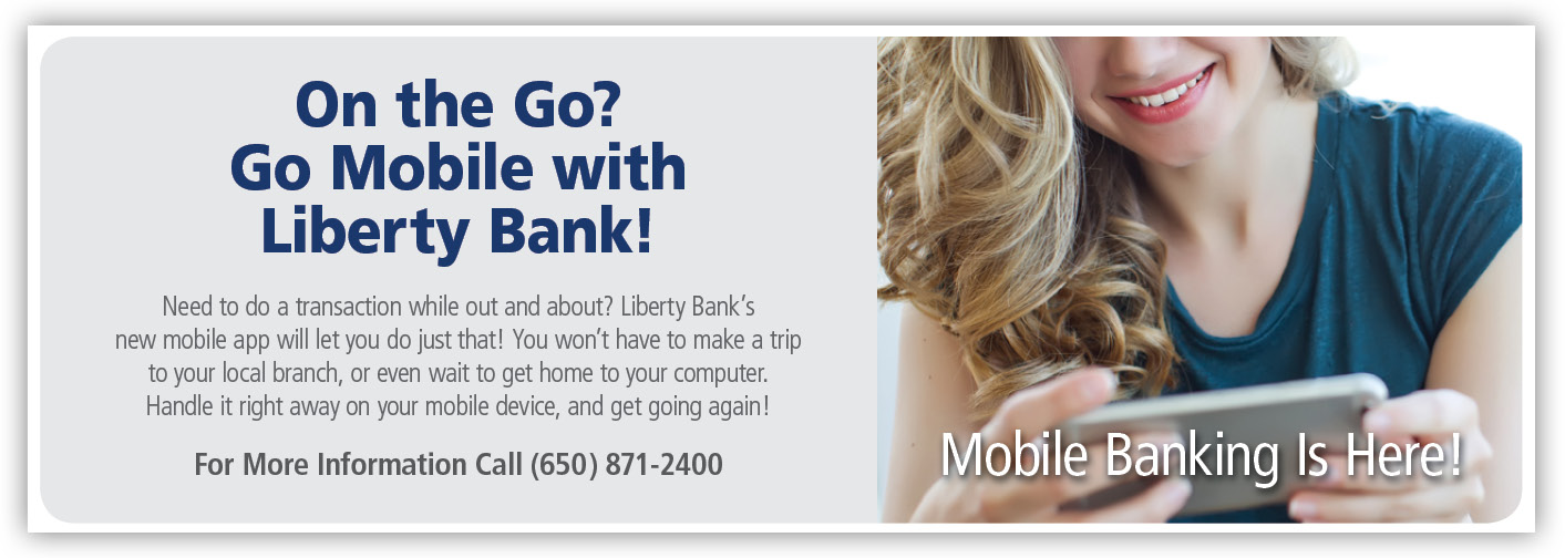 Mobile Banking is Here